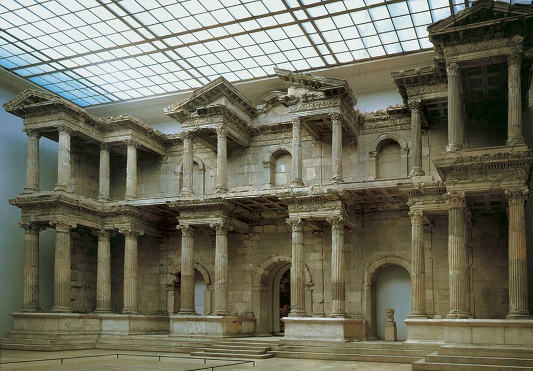 Собрания Переднеазиатской культуры в Пергамском музее