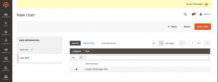 awesome Google tag manager magento extension