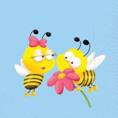 Пчелки-друзья