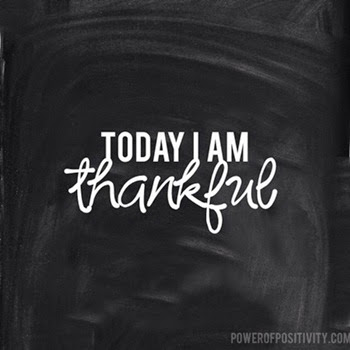 gratitude, mum's thoughts, Thankful Thursday