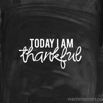gratitude, mum's thoughts, Thankful Thursday
