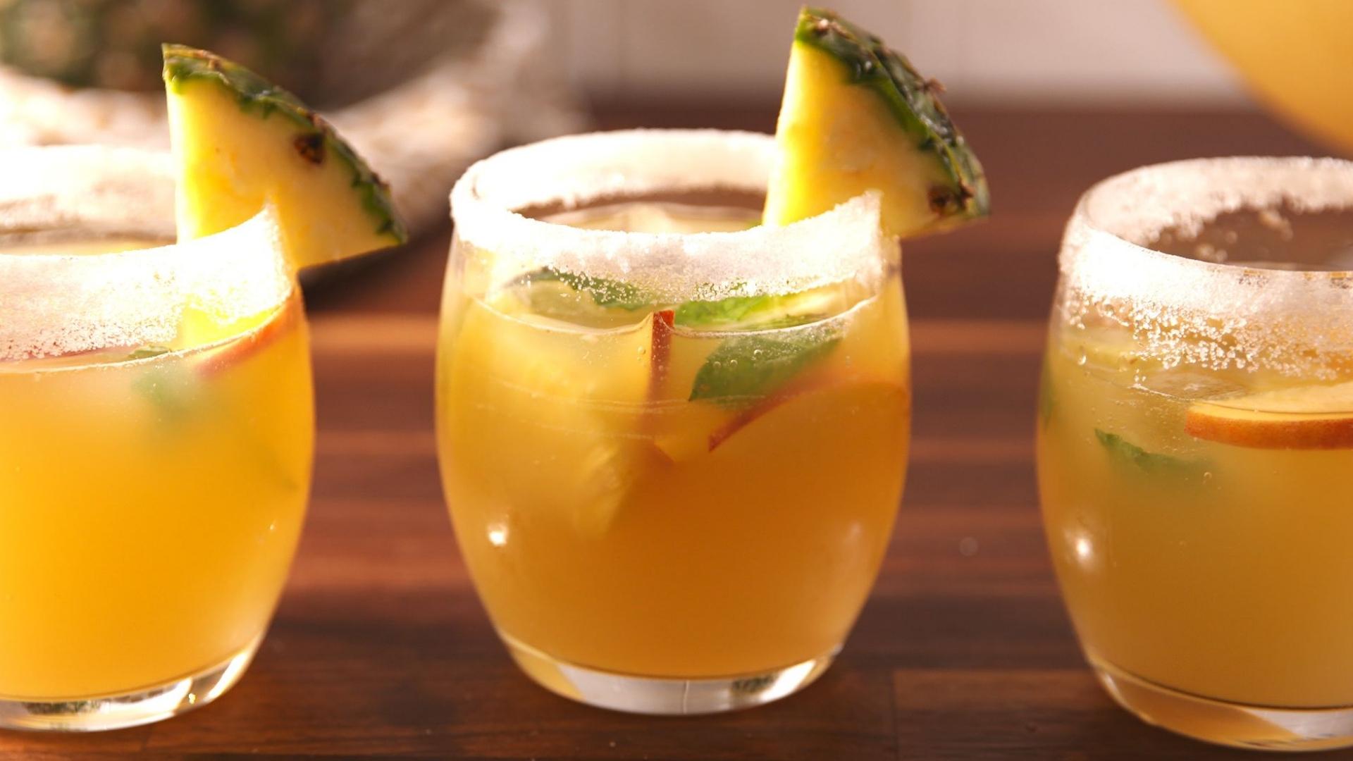 Pineapple Prosecco