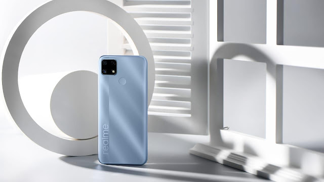 realme C25 with 48MP Camera and a Power-packed 6,000 mAh Battery
