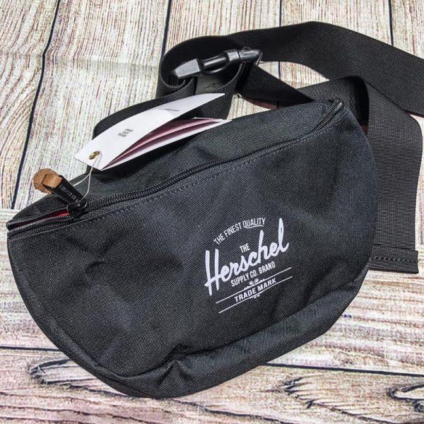 Túi đeo chéo Herschel Black