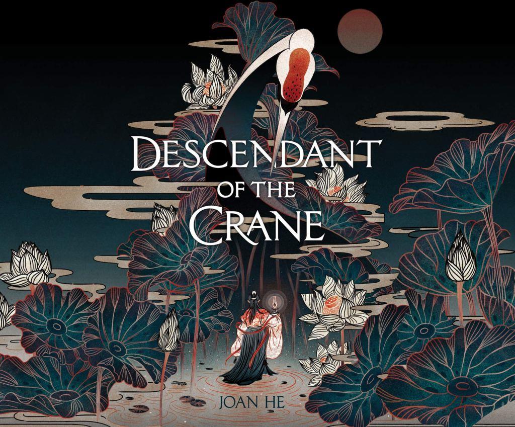 Descendants of the Crane Banner