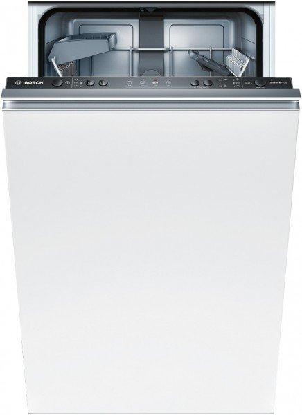 Параметры встраиваемой посудомоечной машины Bosch SPV 40E80 EU