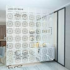 3D designing prototype of Partition walls