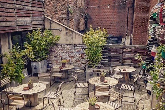 cool bars in manchester