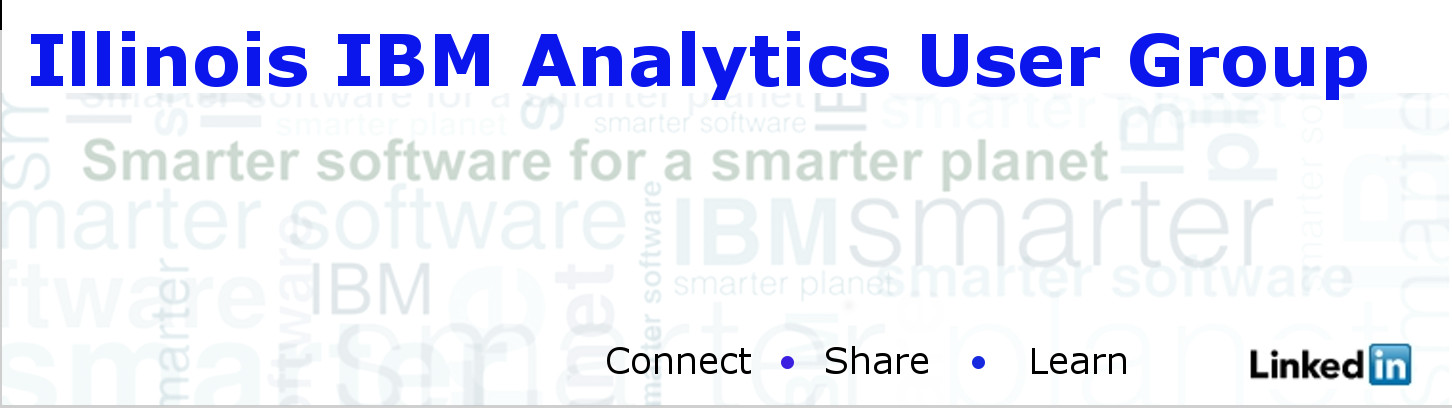 IL IBM Analytics User Group logo