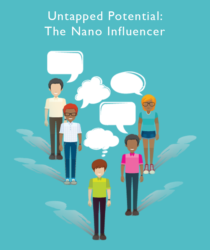 nano influencers are important parts of influencer marketing campaigns