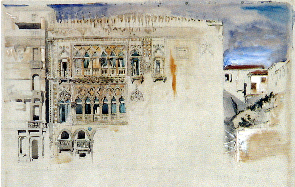 The Political Awakening Of John Ruskin 183 Venice 2014