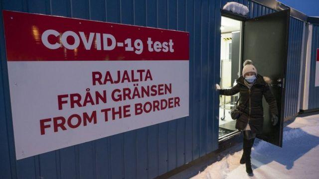 Финская граница