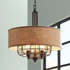 Image result for drum chandelier