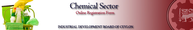 Support requested by Industrialists - Chemical