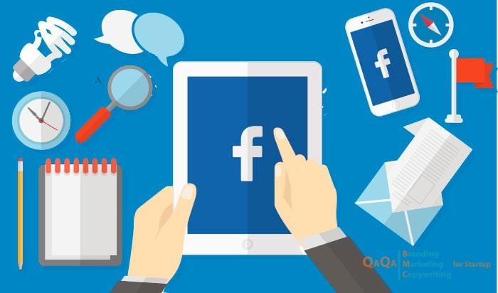 Marketing, quảng bá thương hiệu, sản phẩm trên mạng xã hội Facebook