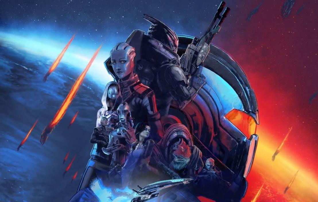 Mass Effect: Legendary Edition' coming Spring next year