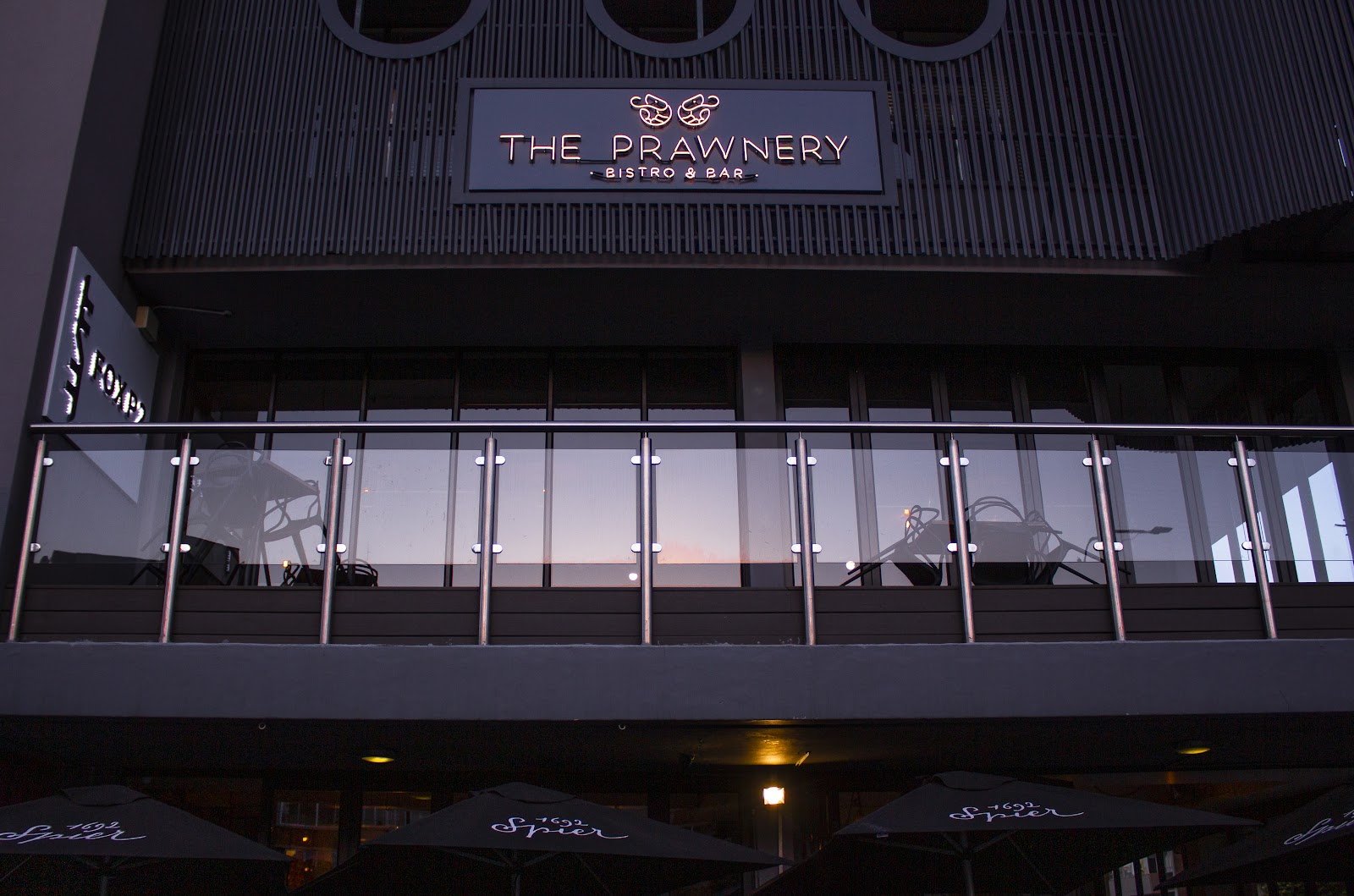 Prawnery Restaurant In Illovo