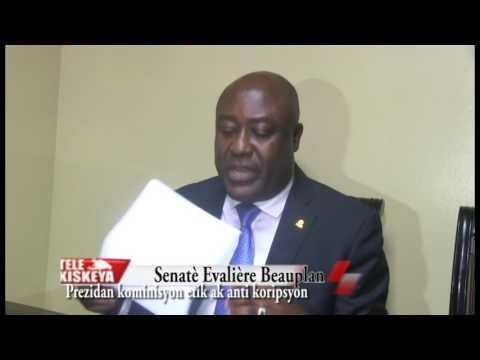 Image result for senator beauplan corruption photos