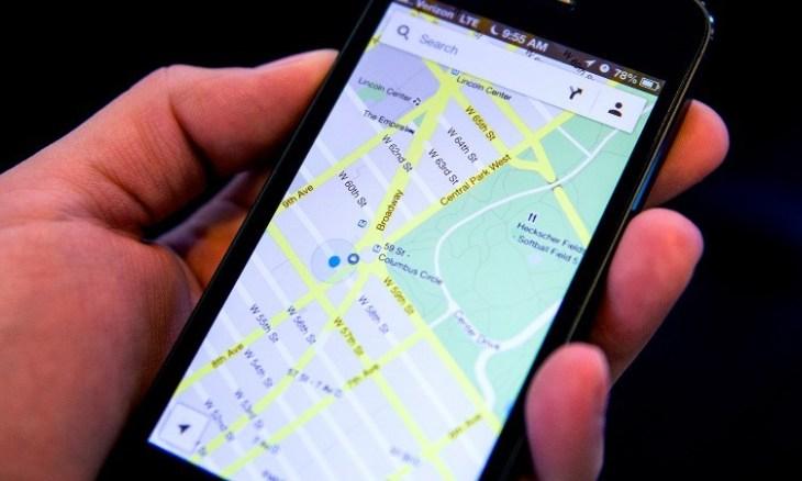 Resultado de imagem para google maps mostra lotação