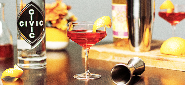 The Coupe, An Essential Glass For Your Home Bar
