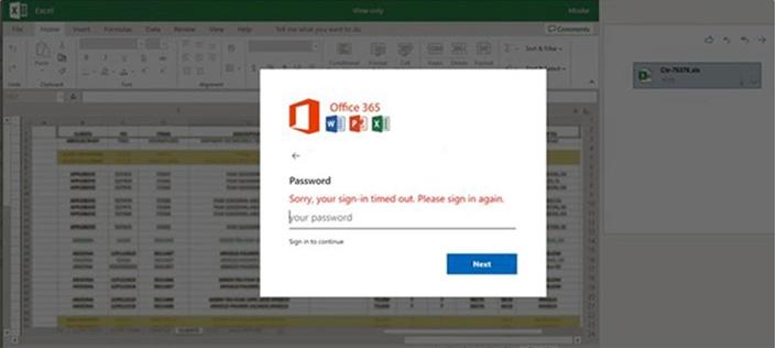 dados vazados dos colaboradores são usados para aplicar golpes de phishing