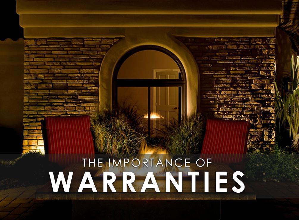Importance of Warranties