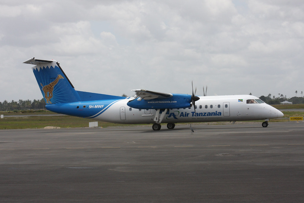 Tanzania reopening tourism - airport restrictions