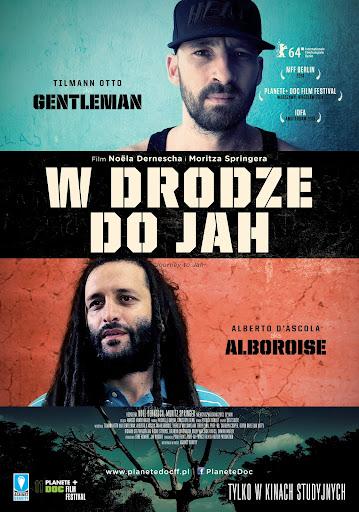 Polski plakat filmu 'W Drodze Do Jah'