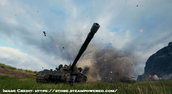 Steam New Release: World of Tanks