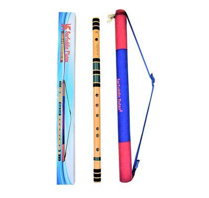 Sarfuddin Flutes C Natural Medium best flutes for beginners Best Flutes In India