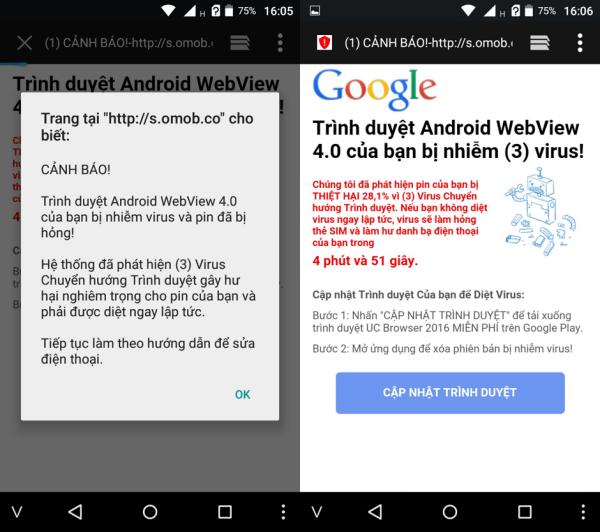 Cách dọn sạch hoàn toàn quảng cáo, thông báo rác ra khỏi smartphone của bạn đơn giản, nhanh chóng 3