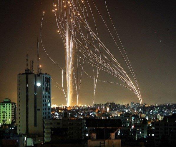 ۵۰ تا ۱۰۰ هزار دلار هزینه برای رهگیری هر موشک مقاومت