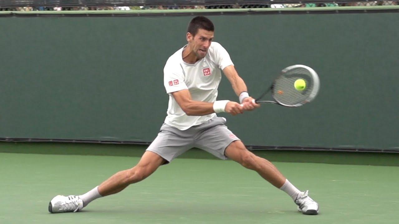 Tennis Players With Best Two-Handed Backhand