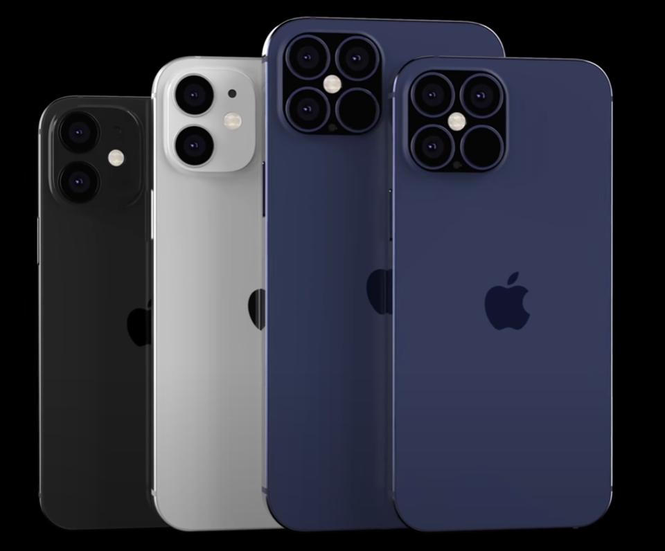 Все что известно про iPhone 12 Pro