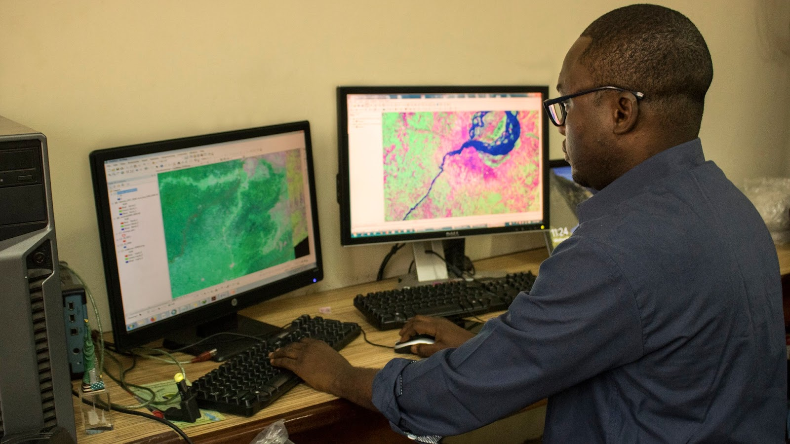 How satellite images could improve water management in Africa