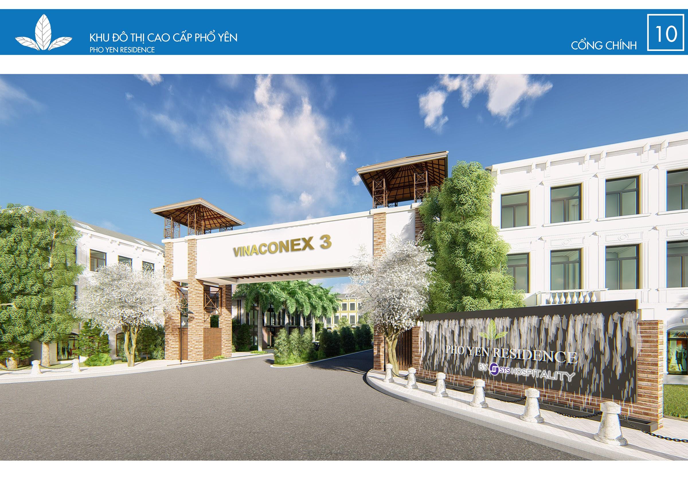 Cơ hội đầu tư bứt phá dự án Phổ Yên Residence – Vinaconex 3 Phổ Yên
