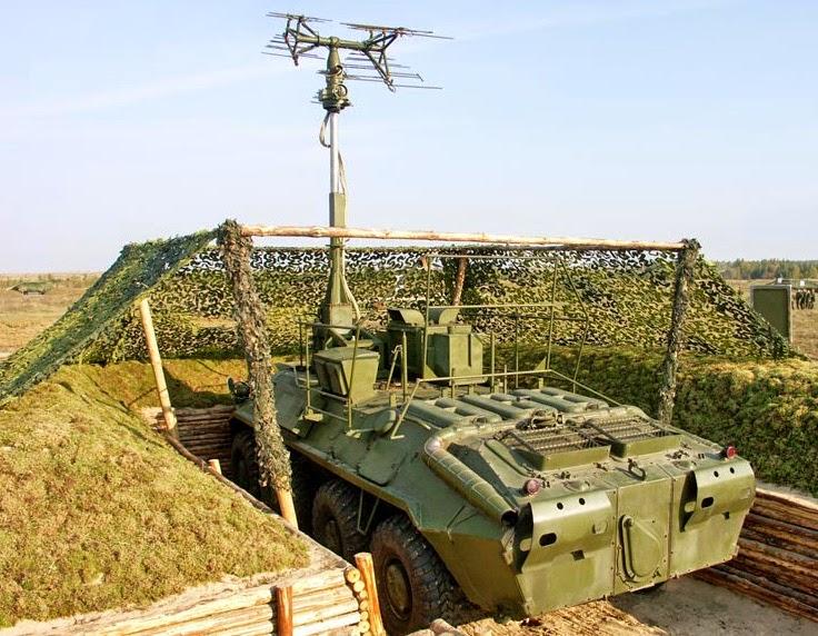Специальная военная техника