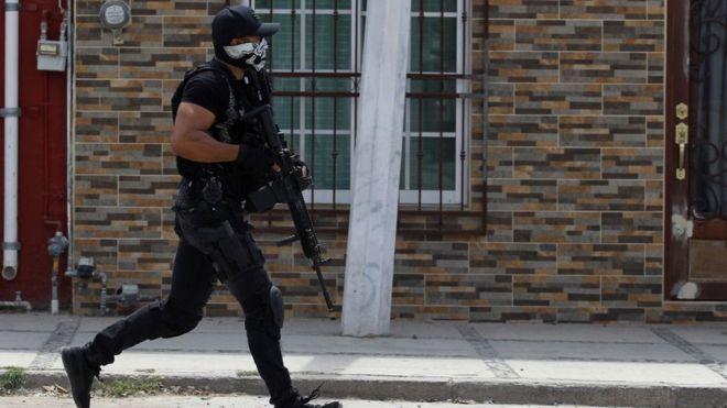 полицейский, Мексика
