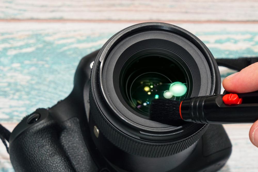 8 วิธีทำความสะอาดกล้องถ่ายรูปเบื้องต้น6