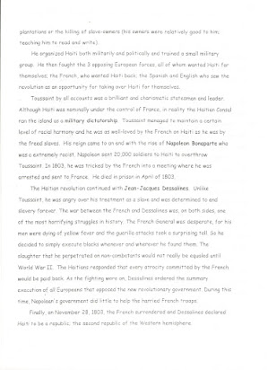 Romeo And Juliet Essay On Fate  Essay Of My School also Essay On Sonia Gandhi Comparative Essay French And Haitian Revolution Who Is God Essay