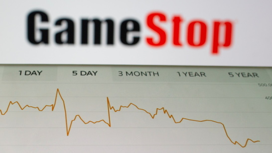 Image result for GameStop Shares Close Down At 60%