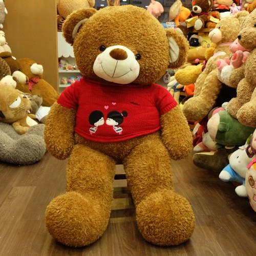 Gấu teddy với kích thước lên tới 1.4m tại Shop Quà Yêu Thương