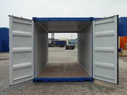 Container Double Door
