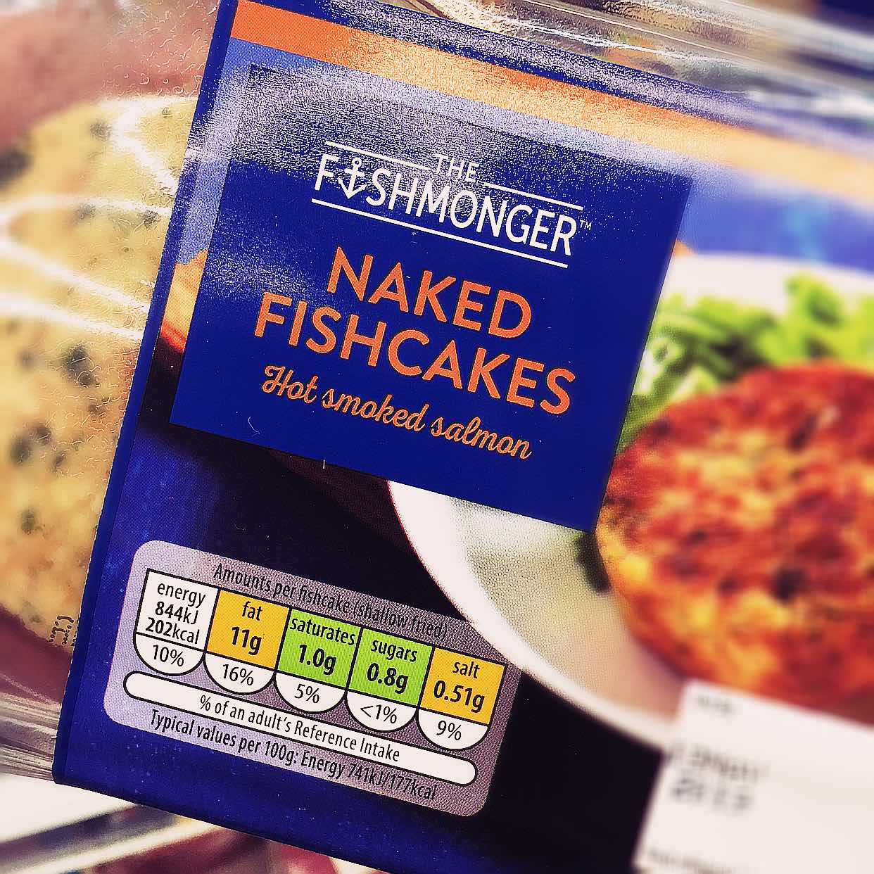 The Skinny Doll: The Fishmonger Fishcakes from Aldi!