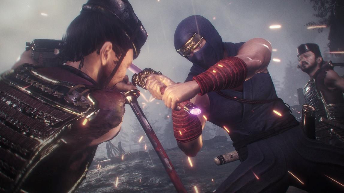 """Team NINJA on Twitter: """"To celebrate the reveal of NINJA GAIDEN: Master  Collection, The development team have created the """"Dragon Ninja"""" skin,  which players can use to transform themselves into Ryu Hayabusa"""