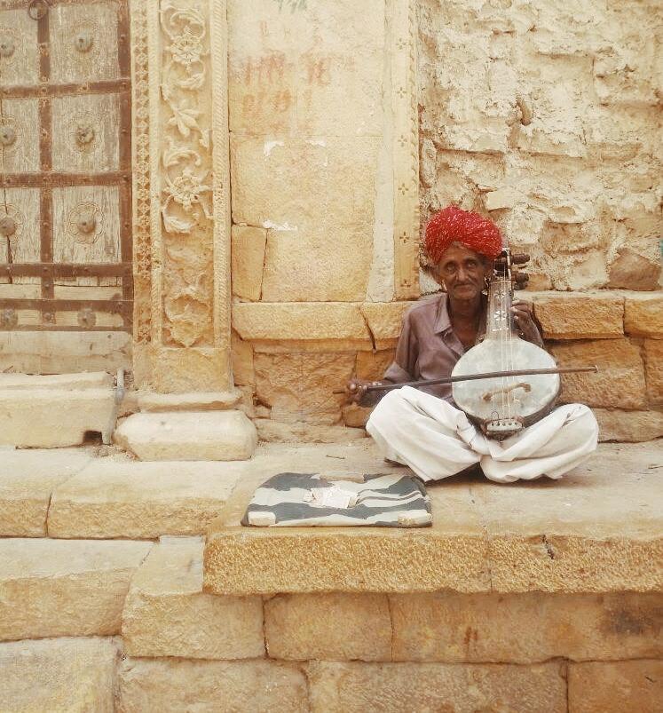 ג'איסלמר רג'סטאן לטייל בהודו