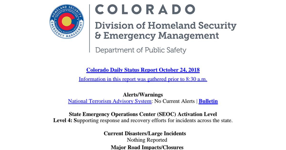 Colorado Daily Status Report 10 24 18 pdf - Google Drive