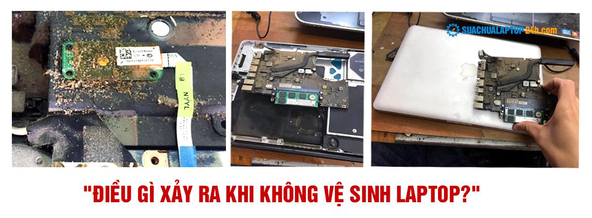 vệ sinh laptop giá rẻ