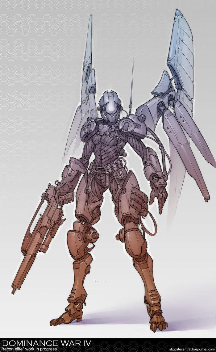Image result for futuristic soldier with wings|229x373.67445255474456