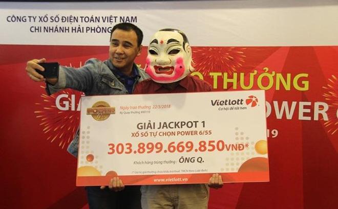 Giải thưởng lớn có thể lên tới hàng trăm tỷ